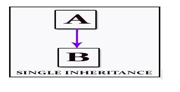 Single Level Inheritance